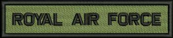 RAF TRF